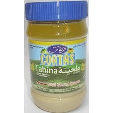 Cortas Tahini Clear Plastic 1 Lb