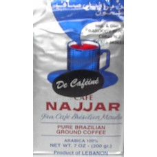 Najjar Coffee Decaffeinated 200 G
