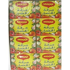 Maggie Cubes Vegetable 24 X 7 Oz