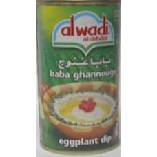 Al Wadi Baba Ghannouge 12.75 Oz