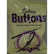 Cadbury White Buttons