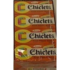 Chiclets Fruit 1 Piece Only