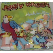 Jiggly Wiggly Halal Marshmallow 250 G