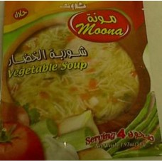 Noon Vegetable Soup 56 G