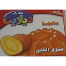 Noon Mango Jello 85 G